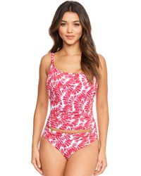 Fantasie - Lanai Scoop Neck Tankini Top - Lyst
