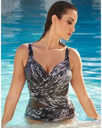 Miraclesuit - Madero Firm Control Swimsuit - Lyst