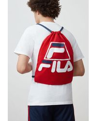 884a4412724c Lyst - Fila Volleyball Waist Pack in Pink for Men
