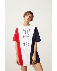 4dead8b63b3e Lyst - Women s Fila Clothing