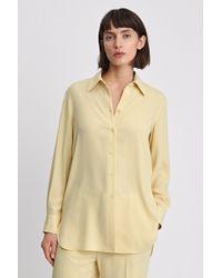 81a09785c8a1fd Women's Filippa K Shirts On Sale - Lyst