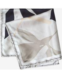 Filippa K - Sandhamn Print Silk Scarf - Lyst