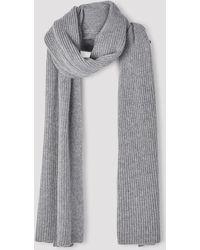 Filippa K - Knitted Rib Scarf - Lyst