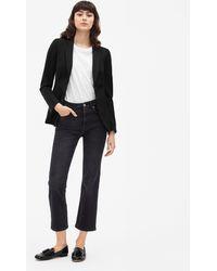 Filippa K - Eve Cool Wool Jacket Black - Lyst