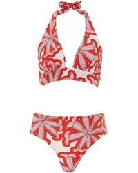 Finery London - Granger Bikini Top - Lyst