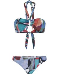 Finery London - Anais Bikini Bottoms - Lyst