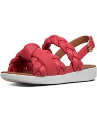Fitflop Braid - Red