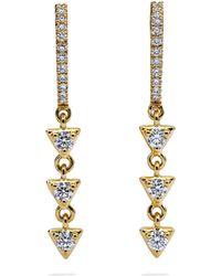 Khai Khai - Sphere Strand Earrings - Lyst