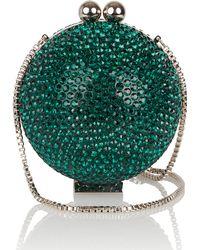 Marzook - Emerald Crystal Ball Bag - Lyst
