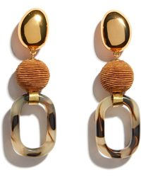 Lizzie Fortunato - Element Earrings - Lyst