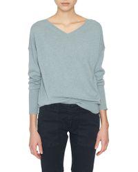 Nili Lotan - Kylan Sweater - Lyst