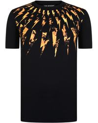 Neil Barrett - Bolt T-shirt - Lyst