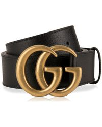Gucci - Gg Marmont Belt - Lyst