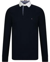 Tommy Hilfiger - Iconic Rugby Shirt - Lyst