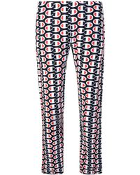 Champion - Terry Print Trousers - Lyst