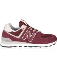 New Balance - Ml574 Runner Trainers - Lyst