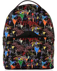 Christian Louboutin - Loubitag Backpack - Lyst