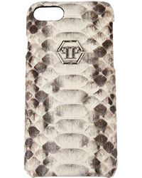 Philipp Plein - Moofushi Logo Iphone 7 Plus Case - Lyst