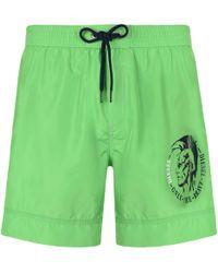 DIESEL - Mohawk Swim Shorts - Lyst