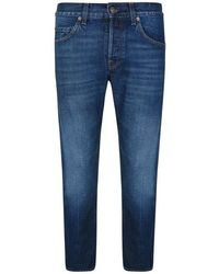 Gucci - Denim Skinny Jeans - Lyst