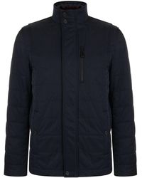 Ted Baker - Quilted Jacket - Lyst