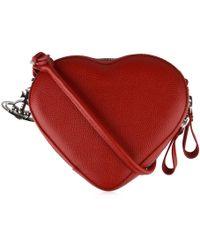 Vivienne Westwood - Johanna Heart Cross Body Bag - Lyst