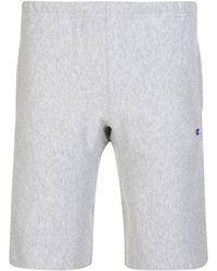 Champion - Logo Shorts - Lyst