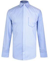 Maison Margiela - Stripe Shirt - Lyst
