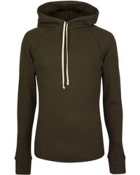 Twenty - Everest Raw Edge Hooded Jumper - Lyst