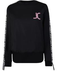 Just Cavalli - Logo Sweatshirt - Lyst