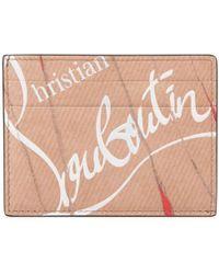 Christian Louboutin - Kios Card Holder - Lyst