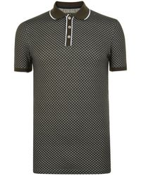 Ted Baker - Marsmal Polka Dot Polo Shirt - Lyst
