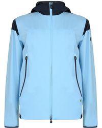 BOSS Green - Jisotto Hooded Jacket - Lyst