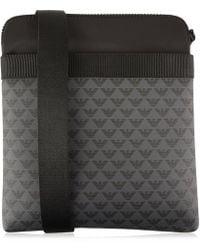Emporio Armani - Messenger Bag - Lyst