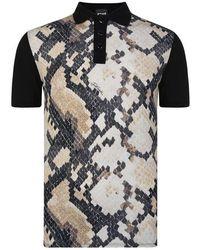 297f1370 Men's Just Cavalli Polo shirts Online Sale - Lyst
