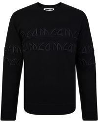 McQ - Gothic Sweatshirt - Lyst
