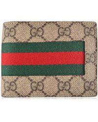 Gucci - Supreme Wallet - Lyst