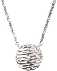 Links of London - Thames Sterling Silver Necklace - Lyst
