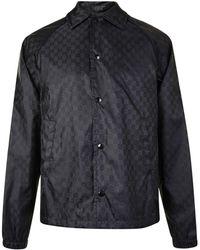 Gucci - Gg Supreme Jacket - Lyst
