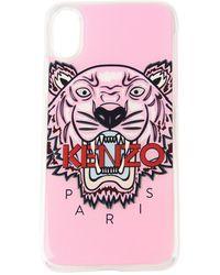 KENZO - Coque Iphone X & Xs Case - Lyst