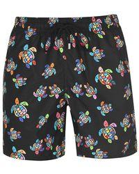 Vilebrequin - Multi Colour Turtles Swim Shorts - Lyst