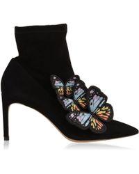 Sophia Webster - Riva Butterfly Sock Boots - Lyst