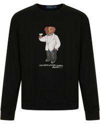 Polo Ralph Lauren - Martini Bear Sweatshirt - Lyst
