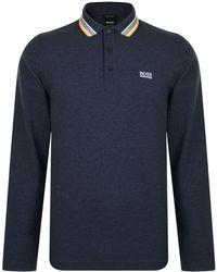 BOSS Athleisure - Plisy Polo Shirt - Lyst