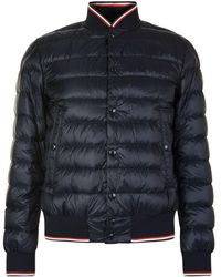 Moncler - Aubry Quilted Bomber Jacket - Lyst