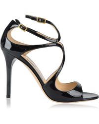 Jimmy Choo - Lang Heeled Sandals - Lyst