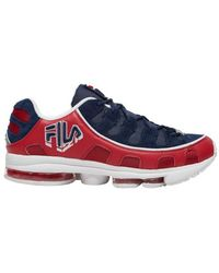 Fila Silva Sneaker Casual Training Shoes - Blue