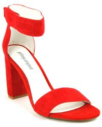 Jeffrey Campbell - Ankle Strap Sandal - Lyst