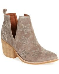 Jeffrey Campbell - Star Studded Bootie - Lyst
