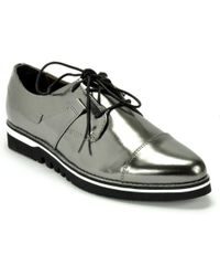 Johnston & Murphy - Lace Up Oxford - Lyst